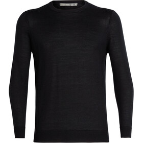 Icebreaker Quailburn Crewe Sweater Men black
